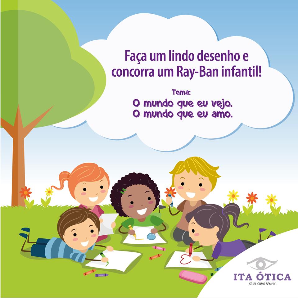Concurso Cultural Ita Ótica – Ita Ótica – Blog sobre Moda e Tendências a51efb685b