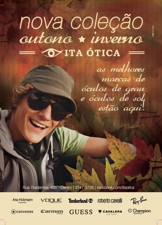 Nova Coleção Outono Inverno – Ita Ótica – Blog sobre Moda e Tendências 8e0f3b98d9