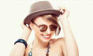 Chapéu e Óculos  Como combinar  – Ita Ótica – Blog sobre Moda e ... 04a982e0170